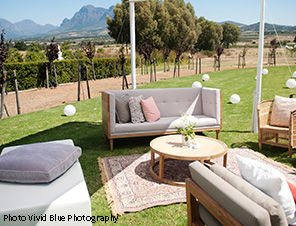 Wedding rentals South Africa
