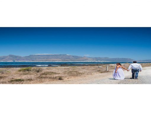 Getting married on Robben Island