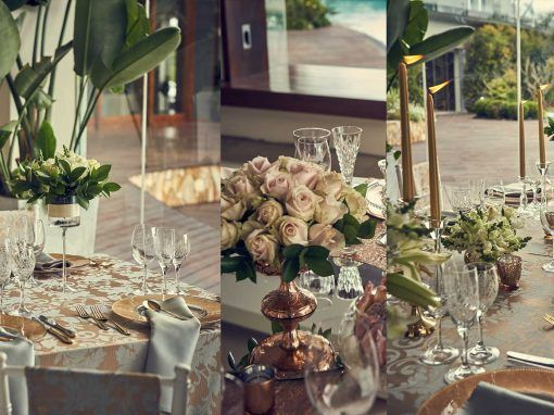 Wedding Trends Special: All things GOLD