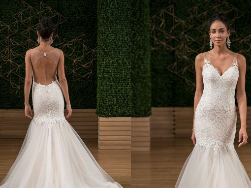 beautiful bridal fashion Olivelli
