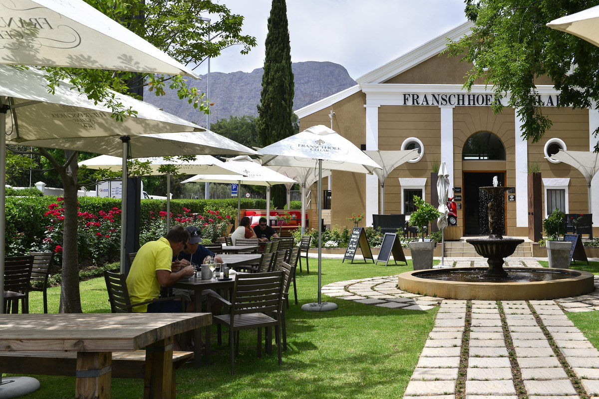 The Franschoek Cellar