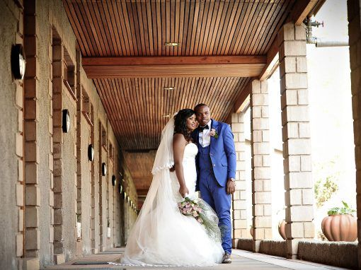 Christopher & Zanele