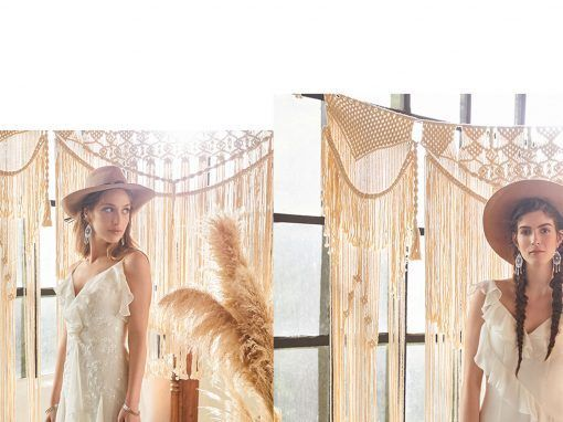 The Bride&co introduces the Boho Dreams collection