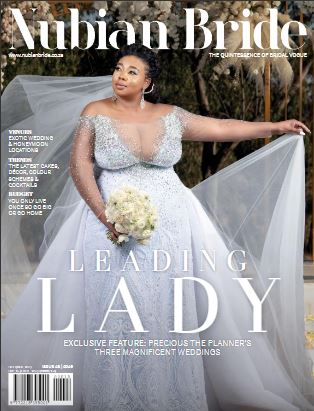 Nubian Bride latest magazine publication